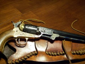 Black Powder Revolver 2
