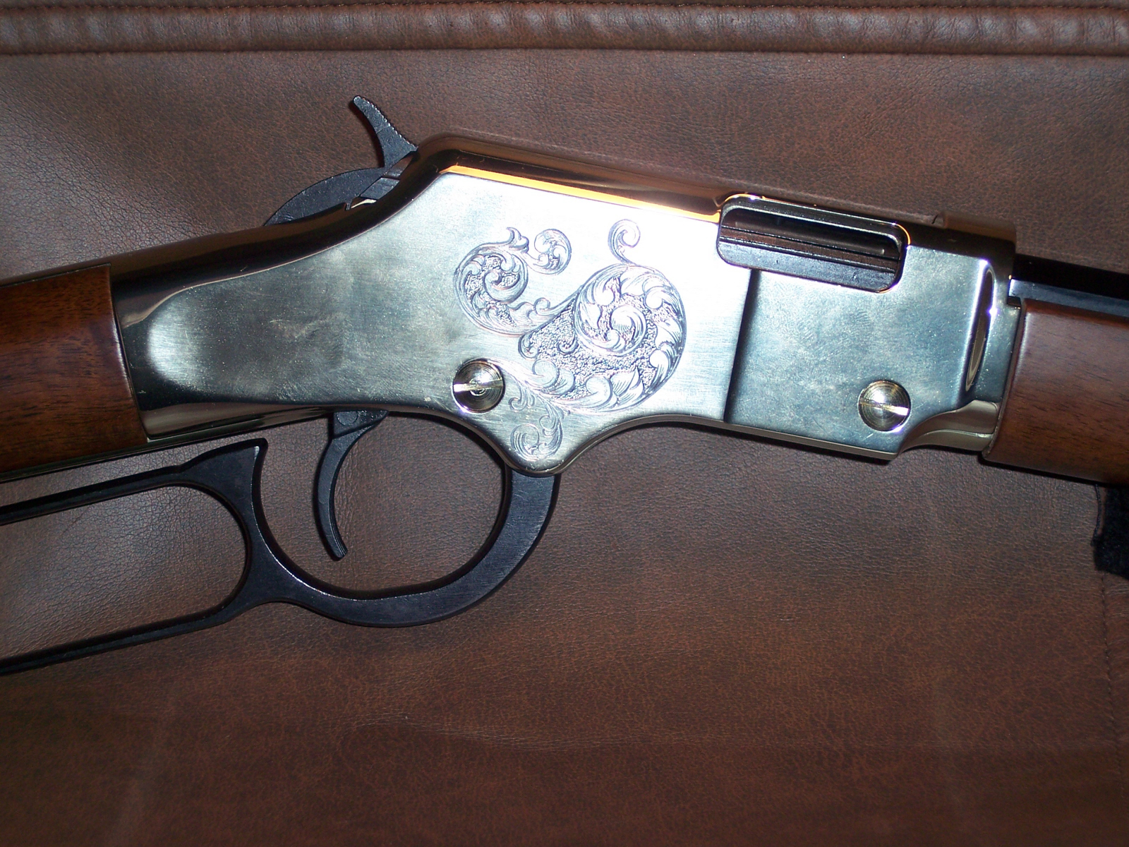 Long Guns Jeff Loehr Firearm Engraving And Custom Jewelry
