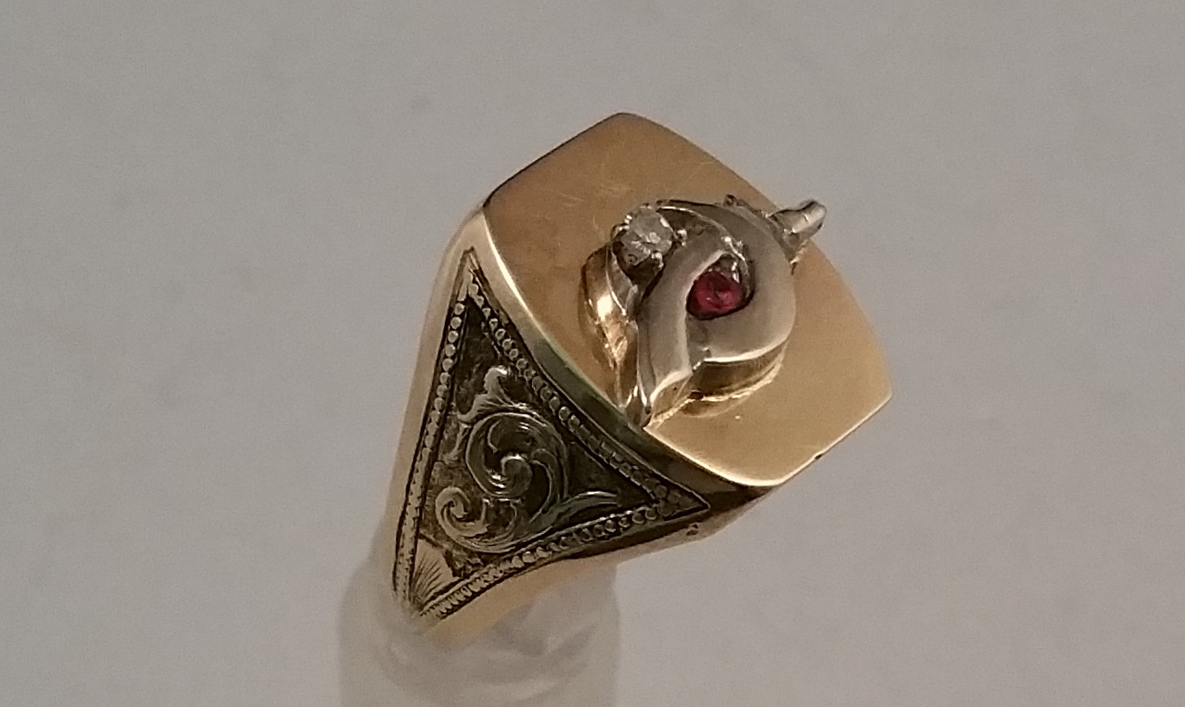 Shrine Ring